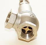 Клапан предохранительный латунный регулируемый VT.1831 VALTEC Ду32 Ру1-12, фото 10