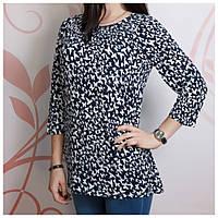 Женская блуза большого размера 40-44р.