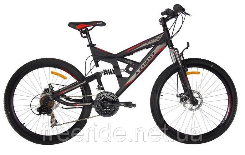 Подростковый Велосипед Azimut Shock 24 GD