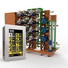 Унікальна мийка самообслуговування на сенсорі WasherCAR