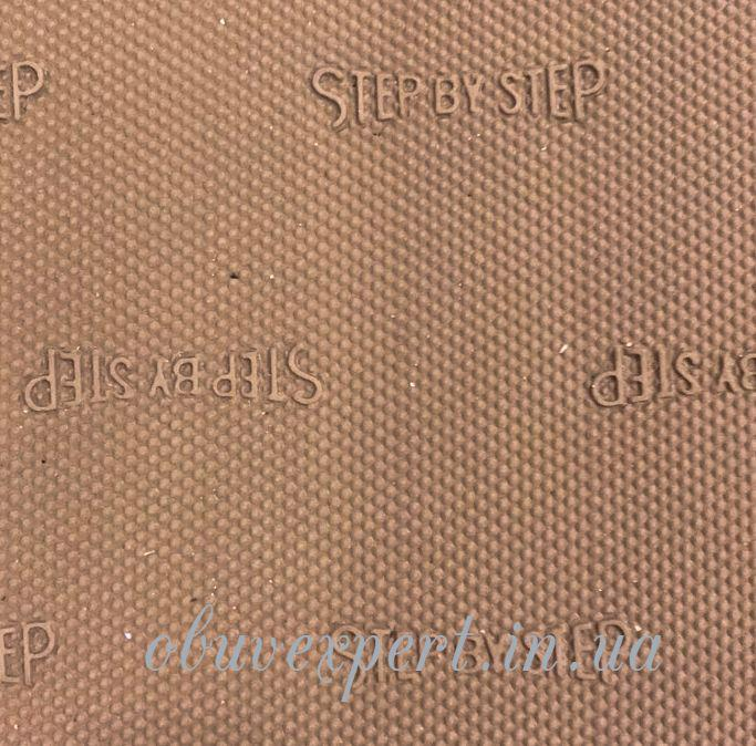 Профилактика листовая 2 мм 500*500 Step by step табак Вулкан