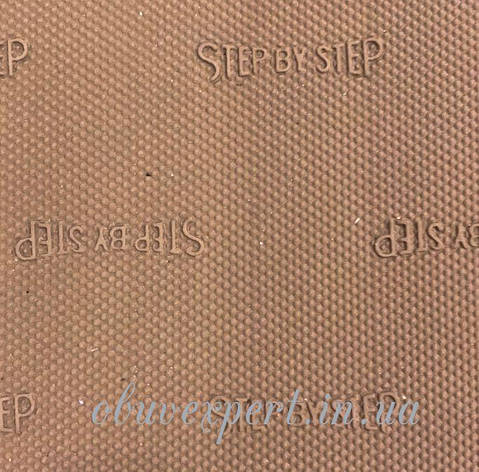 Профилактика листовая 2 мм 500*500 Step by step табак Вулкан, фото 2