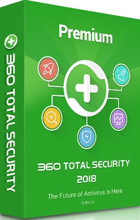 360 Total Security Премиум 5 ПК 3 года (электронная лицензия)