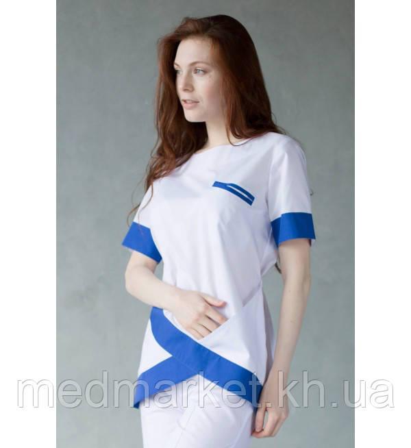 Костюм медицинский женский Дарья 30003