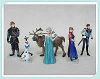Игрушки набор Фрозен Холодное сердце Frozen Анна-Эльза-Кристофф-Олаф