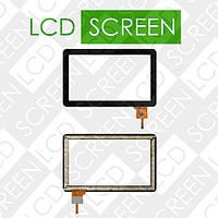 Тачскрин (touch screen, сенсорный экран) для планшета Assistant AP-100, AP-101; Globex GU110A; GoClever Tab A1
