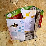 Чем отличается буклет от листовки