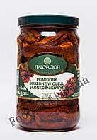 Томаты вяленые в масле Pomodori secchi TM Italcarciofi 1700/750г