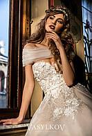 "Свадебное платье ""Cyrene"" от бренда Vasylkov"