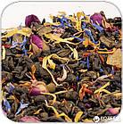 """Китайський чай зелений байховий листовий з добавками, Чай Ніч Клеопатри ТМ """"Чайні шедеври"""", 500г, фото 2"""