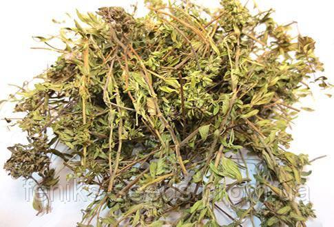 Чабрец (сухой лист)