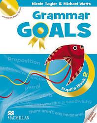 Grammar Goals 2 Pupil's Book with Grammar Workout CD-ROM