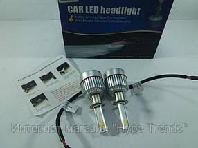 Светодиодные лампы для автомобиля UKC Car Led H3. В Украине, в Одессе