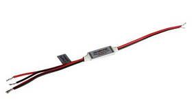 Мини-усилитель для монохромной ленты 5-24В; 12А  Код.58120
