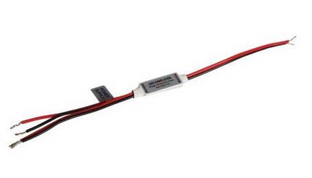 Мини-усилитель для монохромной ленты 5-24В; 12А  Код.58120, фото 2