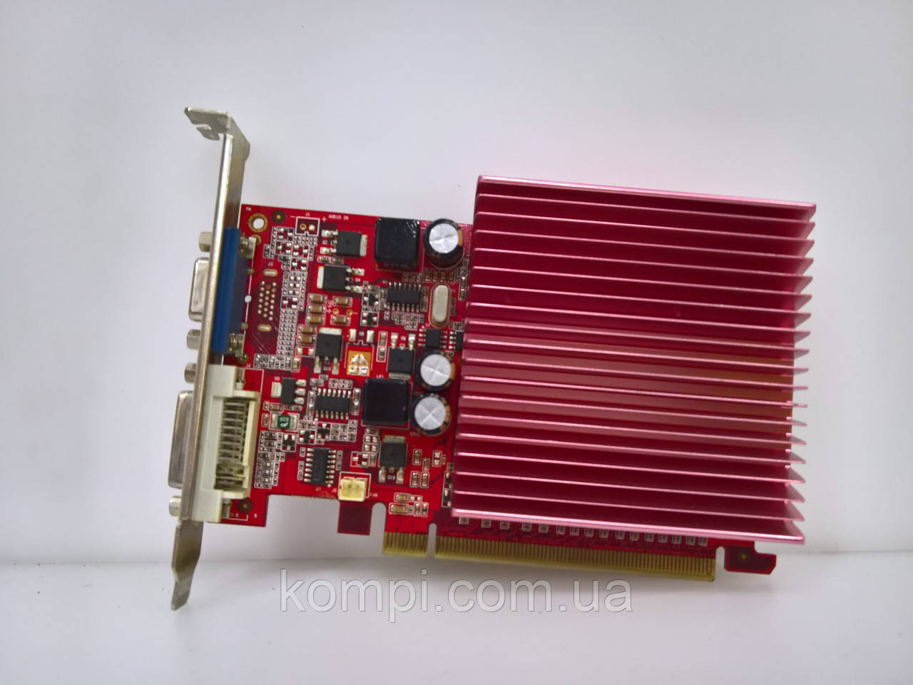 Видеокарта NVIDIA 9500GT 512MB PCI-E