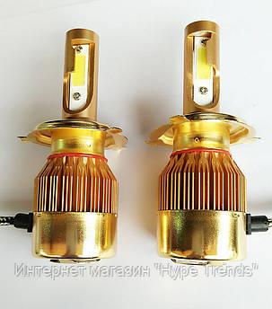 Светодиодные лампы для автомобиля Car Led C6 H4. В Украине, в Одессе, фото 2