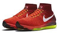 Кроссовки мужские Nike Air Zoom All Out Flyknit, реплика. Красные