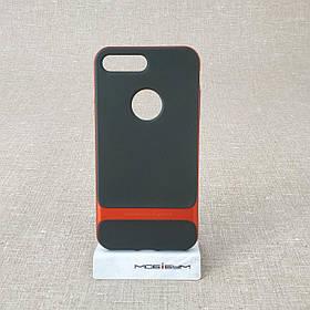 Накладка ROCK Royce iPhone 8 Plus / 7 Plus black / red EAN / UPC: 6950290637254