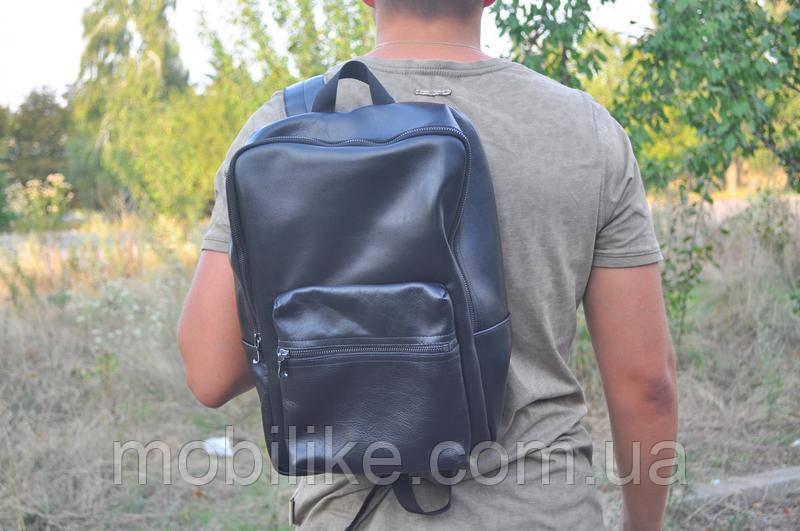 Мужской рюкзак REA (Чёрный)