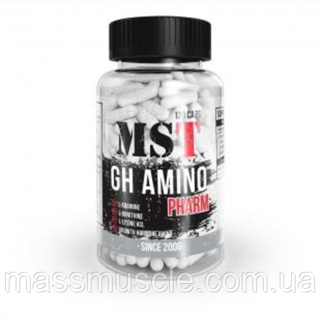 Стимулятор гармона роста MST GH Amino 120 caps
