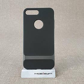 Накладка ROCK Fence Protective Shell iPhone 8 Plus / 7 Plus transparent black EAN / UPC: 6950290638763