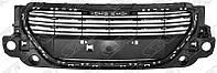 Решетка радиатора черн+рамка хром Peugeot 301 13-