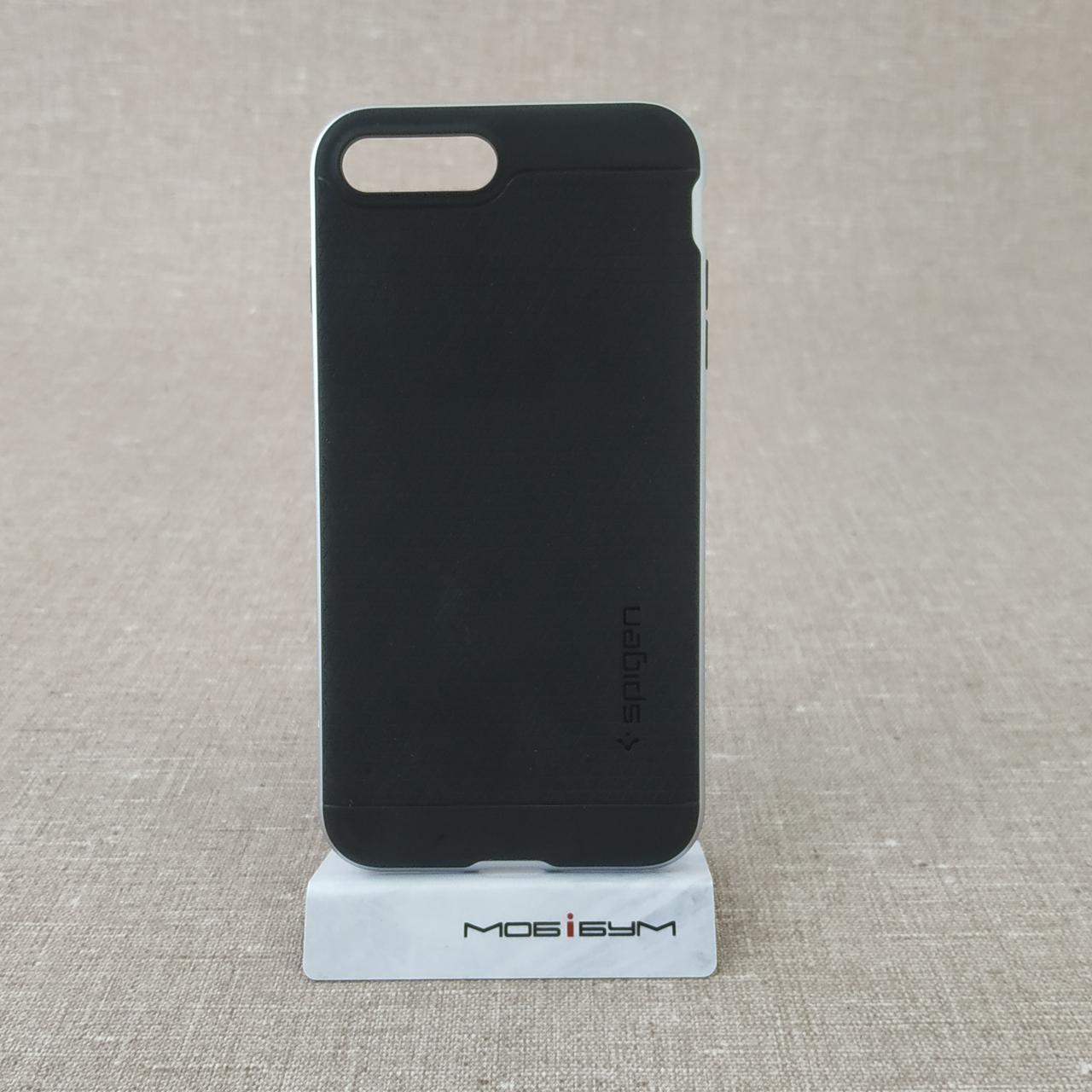 Чехол Spigen Neo Hybrid iPhone 8 Plus/7 Plus satin silver (43CS20537) EAN/UPC: 8809466646539