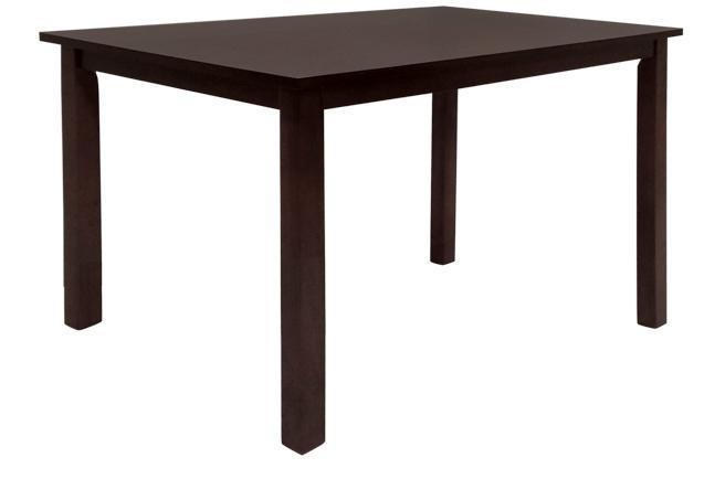 Стол обеденный Твистер венге (Domini ТМ)