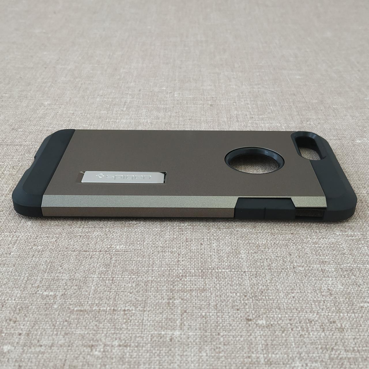 Spigen Tough Armor iPhone 7 Plus ganmetal Для телефона
