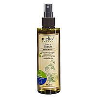 Сыворотка для волос Melica Organic с растительными экстрактами и пантенолом 200 мл