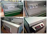 """Вітрина холодильна середньотемпературна """"Пальміра -1.2"""" Айстермо, фото 4"""