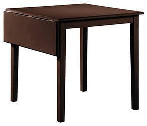 Стол обеденный Фишер раскладной венге (Domini TM), фото 2