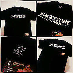 Футболка Blackstone Labs
