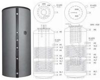 Буферная емкость комбинированная Meibes KSE-2 601/200