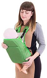 Кенгуру-рюкзак Умка №6 салатовый