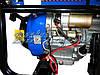 Бензиновый электрогенератор Viper CR-G8000E, фото 8