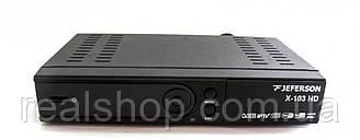 Jeferson X-103 CardReader Lan/IPTV  HD ресивер  + бесплатная прошивка!