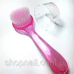 Щетка для ногтей от пыли с длинной и удобной ручкой, цвета в асс, фото 2