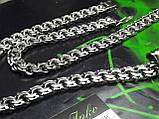 Срібна цепочка з хрестиком, фото 8
