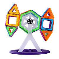 Магнитный конструктор Magical Magnet (168 деталей)