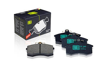 Колодки тормозные дисковые на ВАЗ 2108 передние