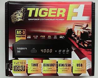 Tiger F1 HD ресивер + бесплатная прошивка!