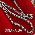 Серебряная цепочка Baraka  - Барака мужская цепочка серебро 925, фото 2
