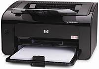 Принтер лазерный HP LaserJet Pro P1102W, фото 1