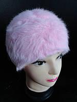 Ангоровые женские шапочки., фото 1