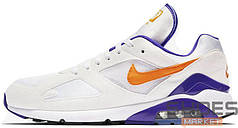 "Женские кроссовки Nike Air Max 180 ""Bright Ceramic"" 615287-101, Найк Аир Макс 180"