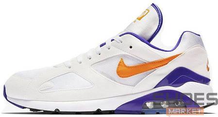 "Женские кроссовки Nike Air Max 180 ""Bright Ceramic"" 615287-101, Найк Аир Макс 180, фото 2"