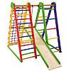 Детский спортивный комплекс для дома Эверест-3 Sportbaby