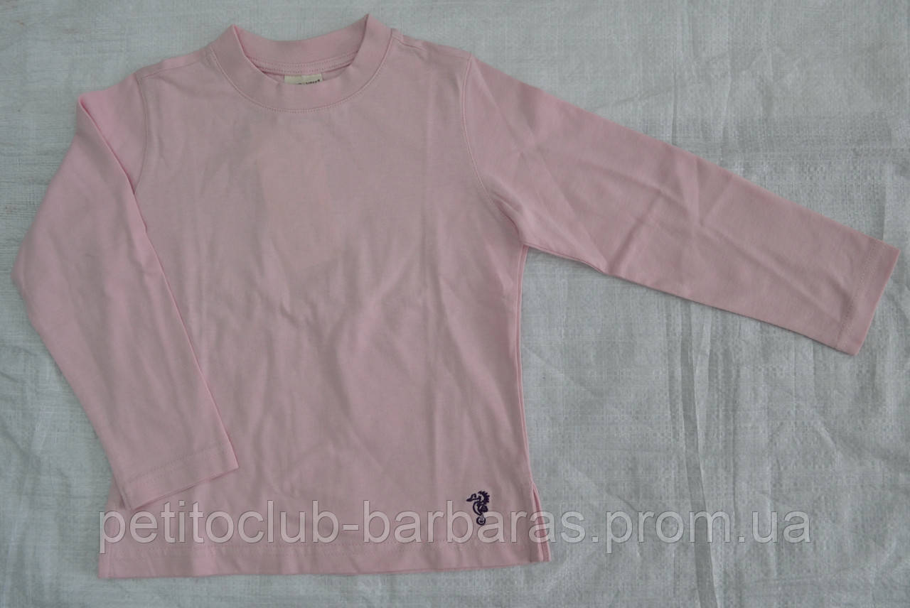 Реглан из органического хлопка светло-розовый (Z&M, Турция)